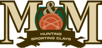 M&M Hunting and Sporting Clays logo
