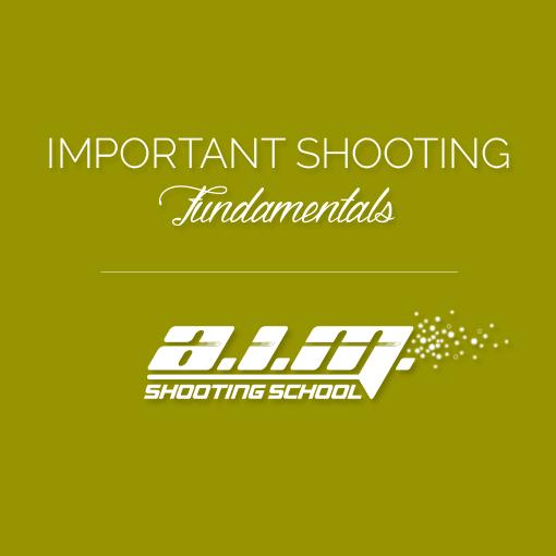 Important Shooting Fundamentals lesson download