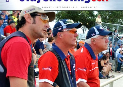 3 of the World's Best Sporting Clay Shooters