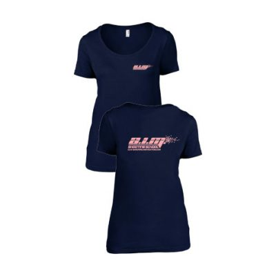 AIM-Ladies-Short-Sleeve-Logo-T-Shirt2